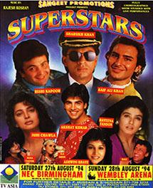 Super Stars London 94