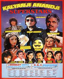 Kalyanji & Anandji Super Stars