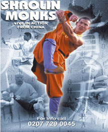 Shaolin Monks